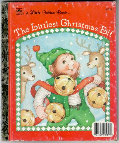 The Littlest Christmas Elf by Nancy Buss
