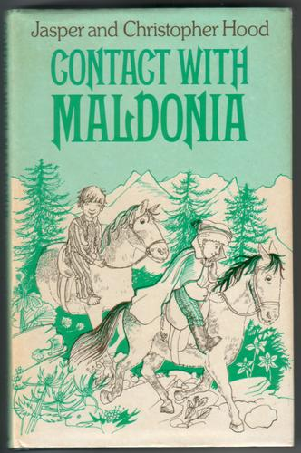 Contact with Maldonia by Jasper and Christopher Hood