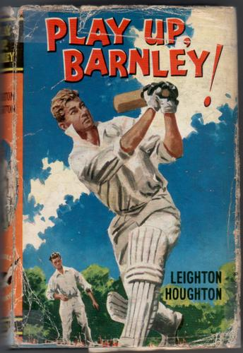 Play up, Barnley! by Leighton Houghton