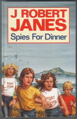 Spies for Dinner by J. Robert Janes