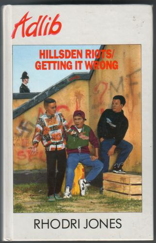 Hillsden Riots and Getting it Wrong