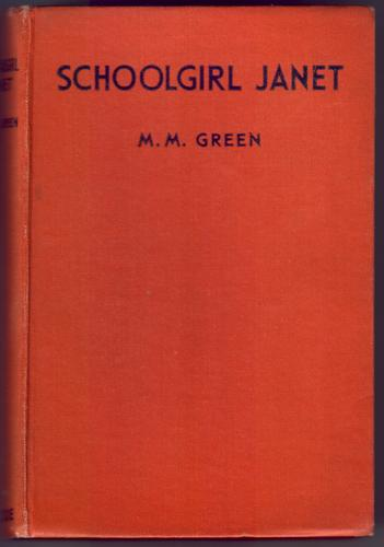 Schoolgirl Janet by M. M. Green