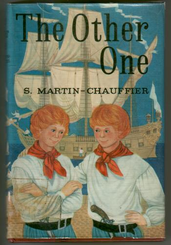 The Other One by Simone Martin-Chauffier