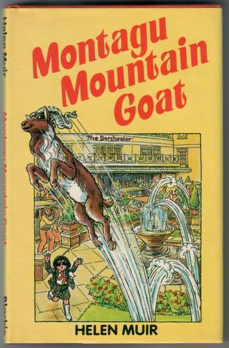 Montagu Mountain Goat by Helen Muir