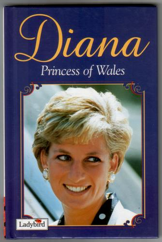 Diana, Princess of Wales by Audry Daly