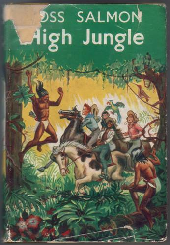 High Jungle by Ross Salmon