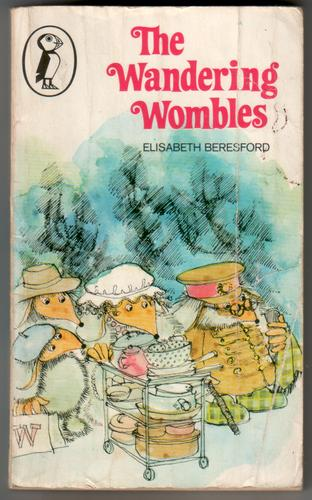 The Wandering Wombles by Elizabeth Beresford