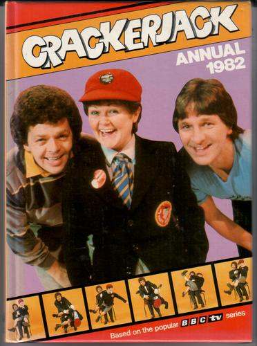 Crackerjack Annual 1982