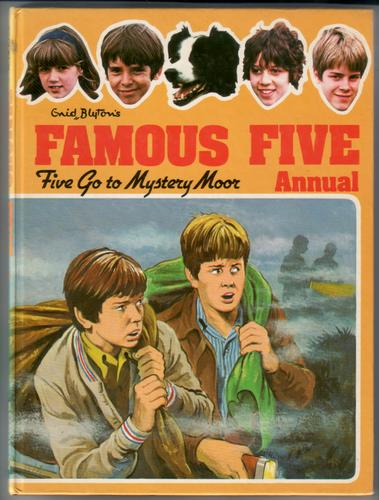 Famous Five Annual: Five Go To Mystery Moor