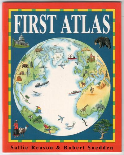 First Atlas by Robert Snedden