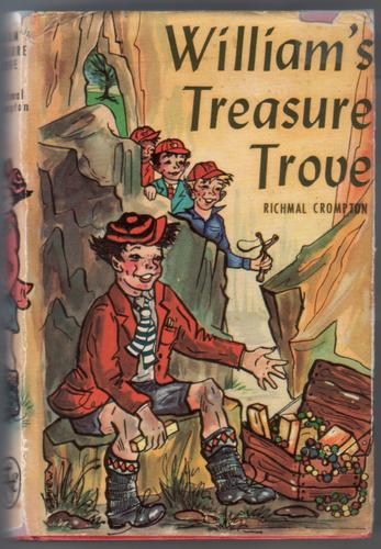 William's Treasure Trove by Richmal Crompton