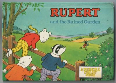 Rupert and the Ruined Garden