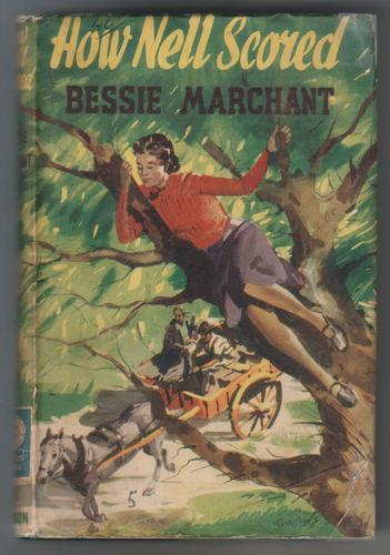 How Nell Scored by Bessie Marchant