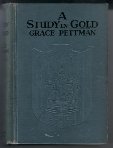 A Study in Gold by Grace Pettman