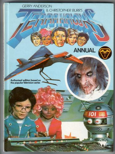 Terrahawks Annual