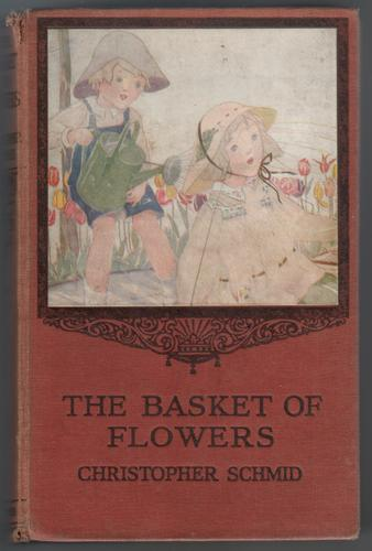 The Basket of Flowers by G. T. Bedell