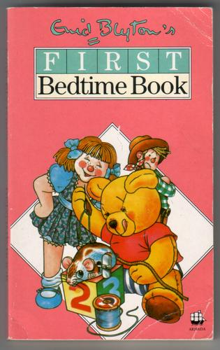 First Bedtime Book by Enid Blyton