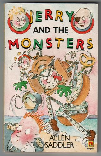 Jerry and the Monsters by Allen Saddler