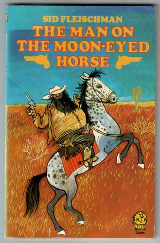 The Man on The Moon-Eyed Horse