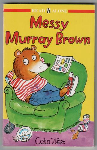 WEST, COLIN - Messy Murray Brown