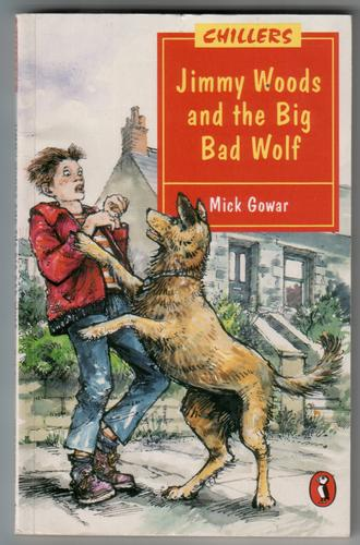 Jimmy Woods And the Big Bad Wolf