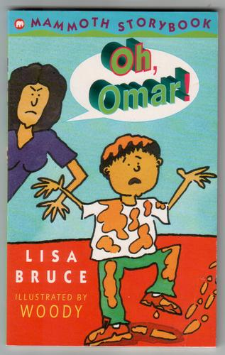Oh, Omar! by Lisa Bruce
