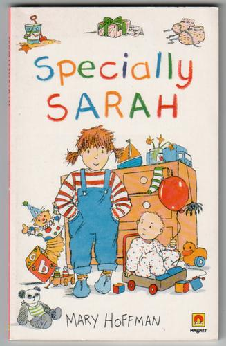 Specially Sarah by Mary Hoffman