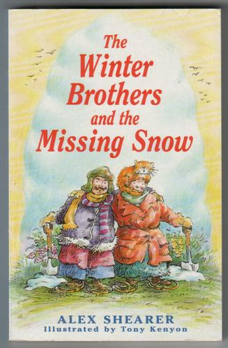 The Winter Brothers and the Missing Snow by Alex Shearer