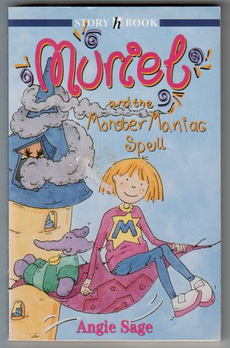 Muriel and the Monster Maniac Spell
