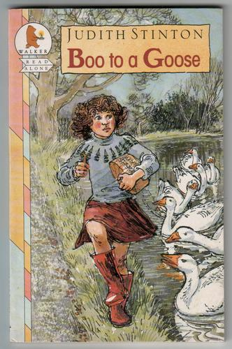 Boo to a Goose by Judith Stinton