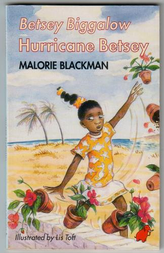 Hurricane Betsey by Malorie Blackman