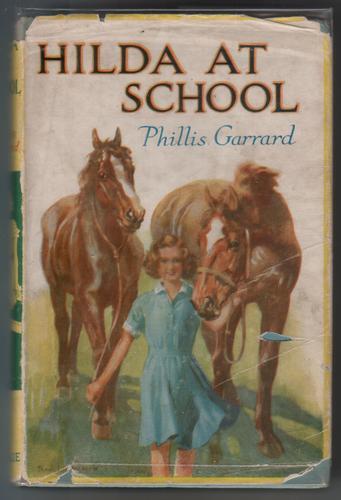 GARRARD, PHILLIS - Hilda at School