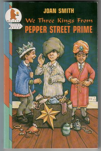 We Three Kings from Pepper Street Prime