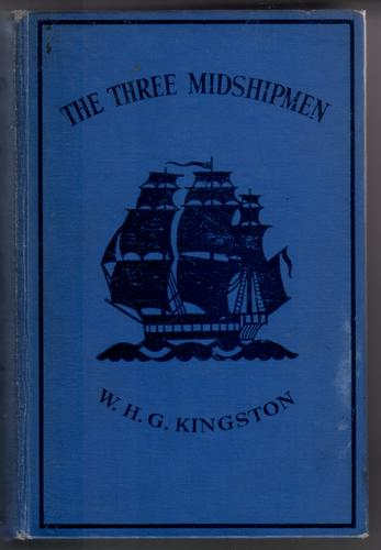 The Three Midshipmen by William Henry Giles Kingston