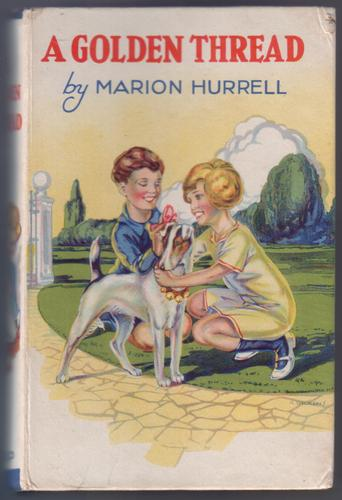 A Golden Thread by Marion Hurrell