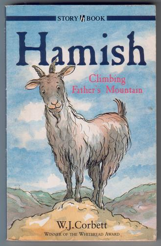Hamish - Climbing Father's Mountain