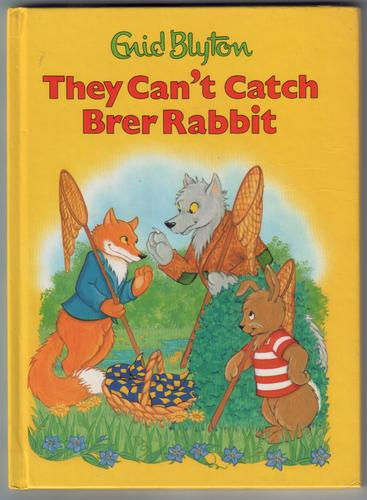They can't catch Brer Rabbit