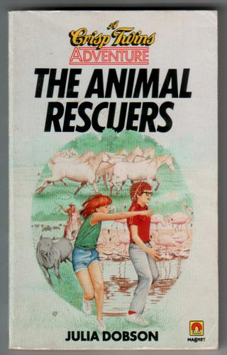 The Animal Rescuers by Julia Dobson