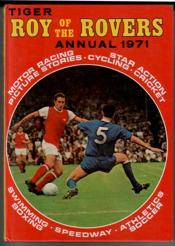Roy of the Rovers Annual 1971