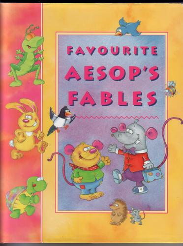 Favourite Aesop's Fables by Ronne Randall