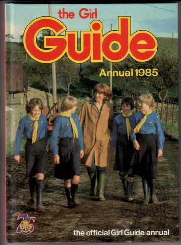 The Girl Guide Annual 1985