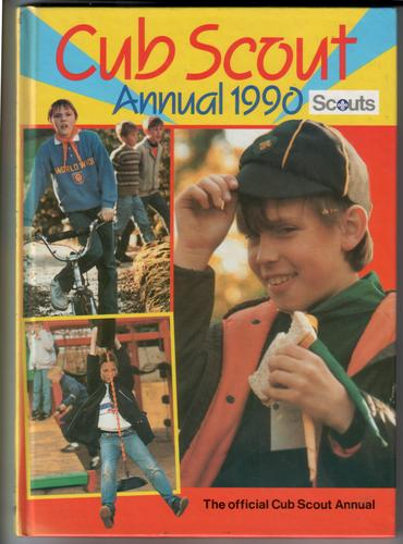 Cub Scout Annual 1990 by Peter Brooks