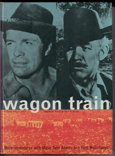 Wagon Train by Maurice Templer