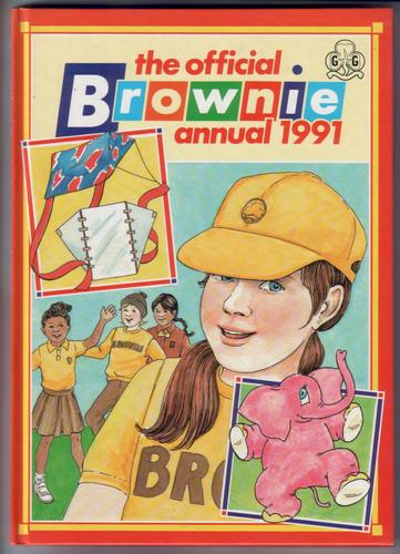 The Official Brownie Annual 1991