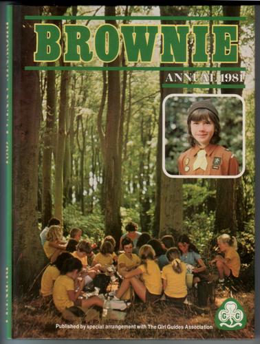 The Brownie Annual 1981