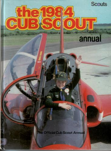 The Cub Scout Annual 1984