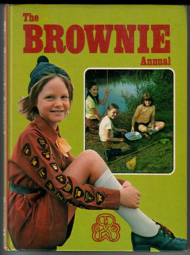 The Brownie Anuual 1977