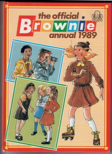The Official Brownie Annual 1989