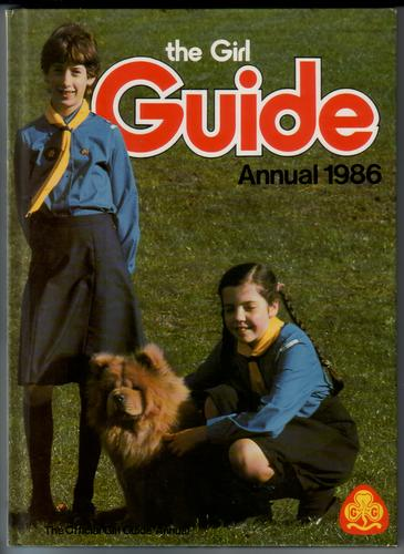 The Girl Guide Annual 1986
