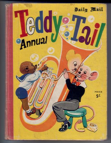 Teddy Tail annual